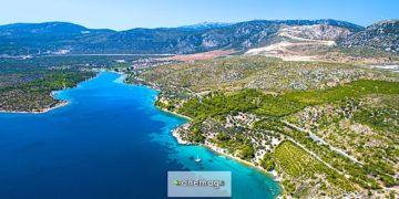 Spiagge di Karaburun-Sazan, l'unico parco marino dell'Albania