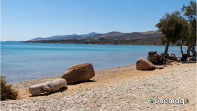 Migliori spiagge della Grecia: Spiaggia Apandima, Antiparos