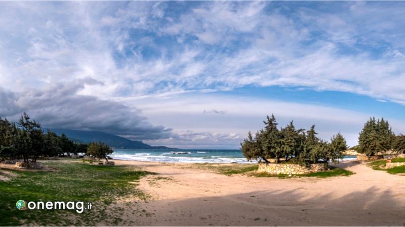 Spiaggia di Karaburun-Sazan, in Albania