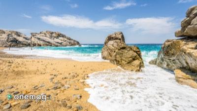 Spiaggia Nas, Ikaria