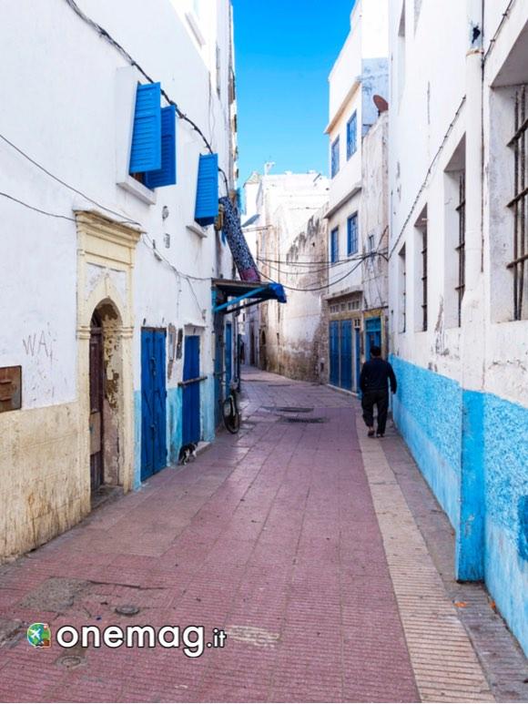 Cosa vedere a Essaouira, le strade della medina