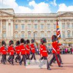 Buckingham Palace, Londra