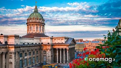 Guida alla Cattedrale di Kazan, San Pietroburgo