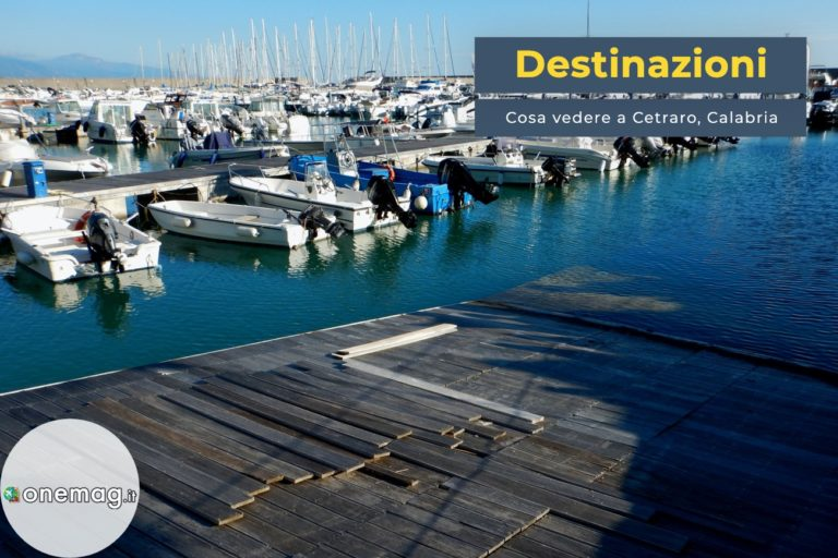 Cosa vedere a Cetraro, Calabria
