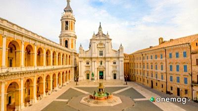 Guida a Loreto, le zone del pellegrinaggio mariano