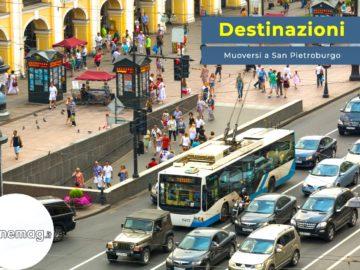 Muoversi a San Pietroburgo