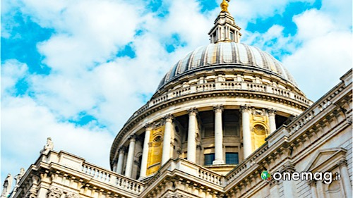 La Cattedrale di San Paolo di Londra, la cupola