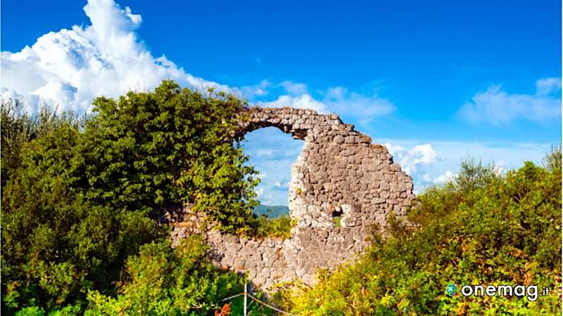 Rovine romane di Ansedonia, Toscana