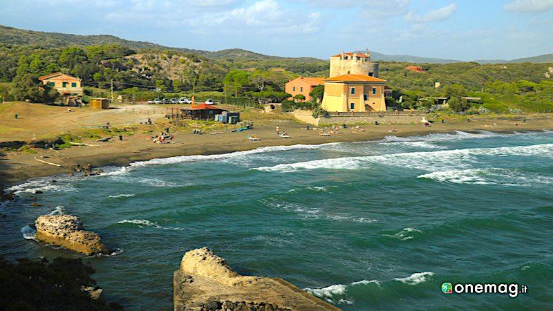 Spiagge di Ansedonia, Toscana