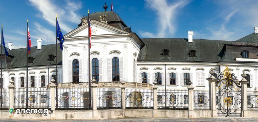 Il Palazzo Grassalkovich di Praga