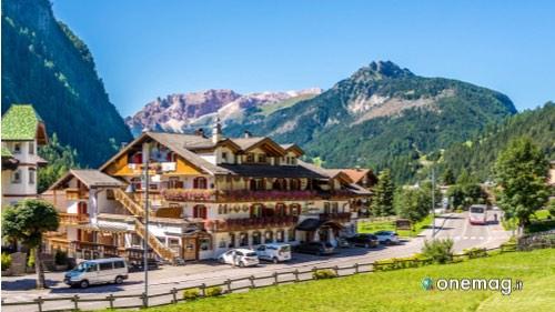 Cosa vedere in Val di Fassa: Canazei