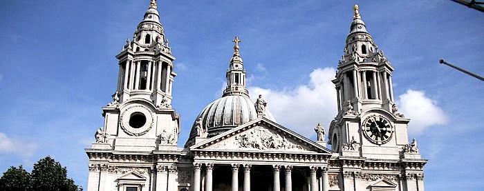 La Cattedrale di San Paolo di Londra, campanili