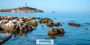 Le spiagge di Rovigno, guida alle numerose baie della città