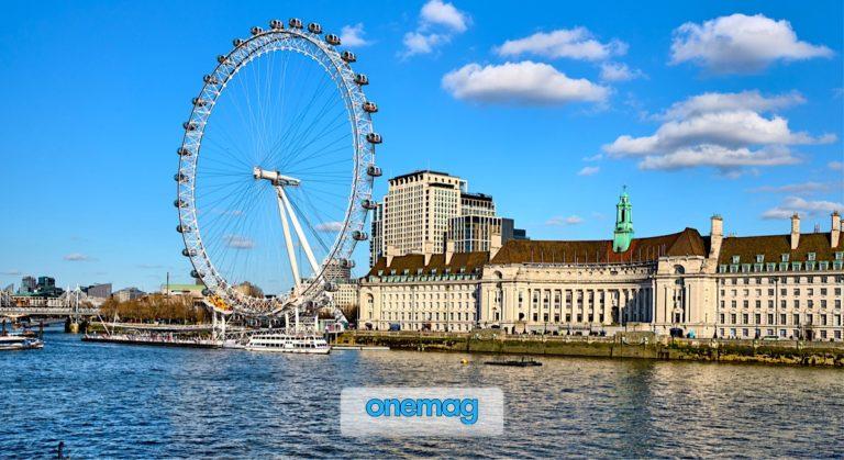 Guida al London Eye di Londra