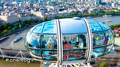 London Eye, Londra