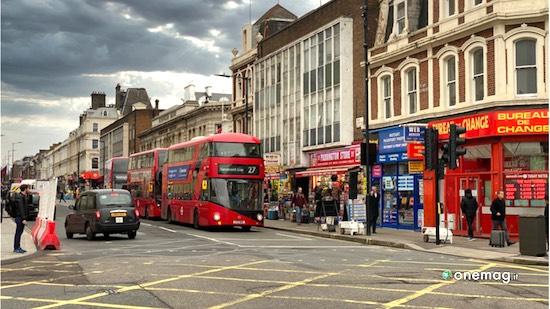 Muoversi a Londra, il bus