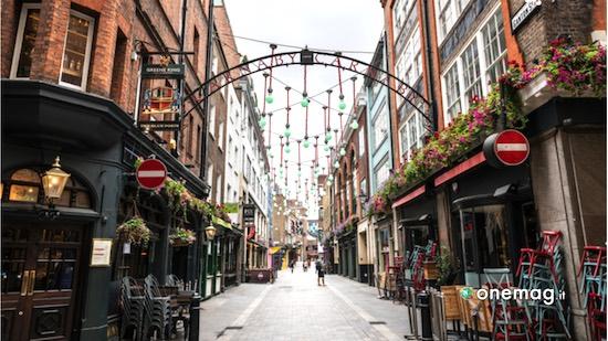 I quartieri di Londra, Carnaby Street