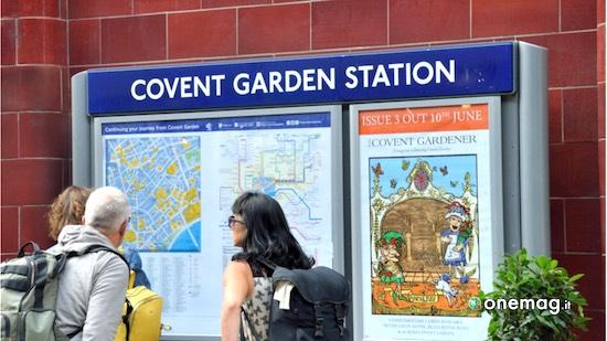 Come muoversi a Londra, la metropolitana