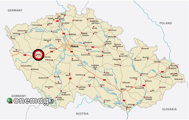 Cosa vedere a Plzen, Repubblica Ceca