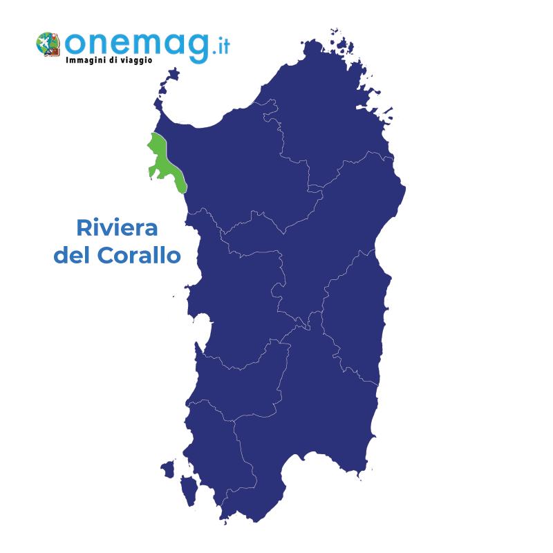 Cartina Spiagge Sardegna Nord.Riviera Del Corallo Sardegna Le Spiagge Di Alghero E Dintorni Onemag