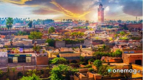 Le città più belle del Marocco, Marrakech