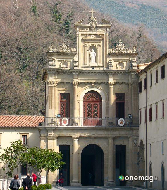 Cosa vedere a Paola, Santuario di San Francesco