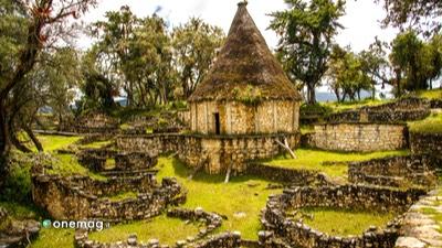 Le 10 cose da vedere in Peru, Kuelap Fortress
