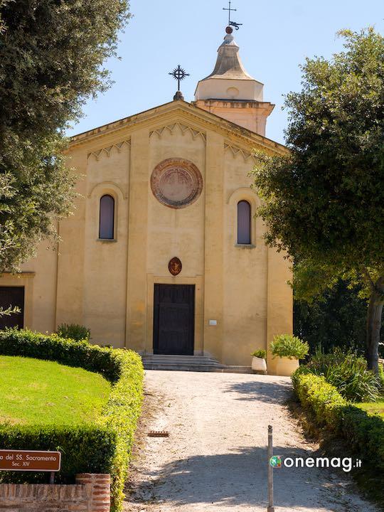 Cosa vedere a Polverigi, Villa Nappi
