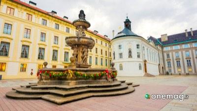 Seconda Corte, Castello di Praga