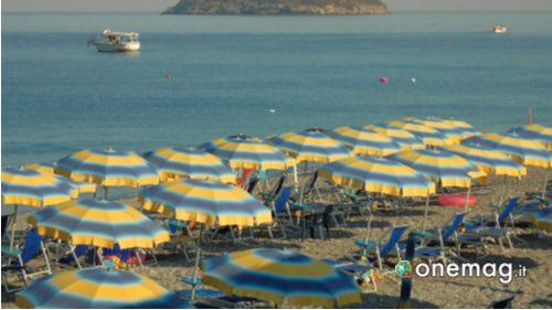 Spiagge di Diamante, Calabria
