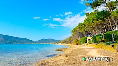 Spiaggia di Mugoni, Alghero