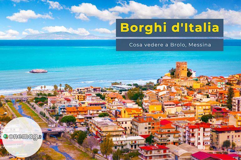 Cosa vedere a Brolo, Messina