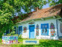 Zalipie, Polonia il villaggio ricco di murales e di street art