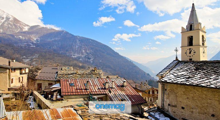 Cosa vedere nel borgo di Usseaux in Piemonte