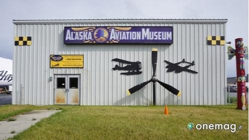Museo dell'Aviazione d'Alaska