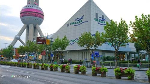 I migliori acquari del mondo, Cina - Shanghai Ocean Aquarium