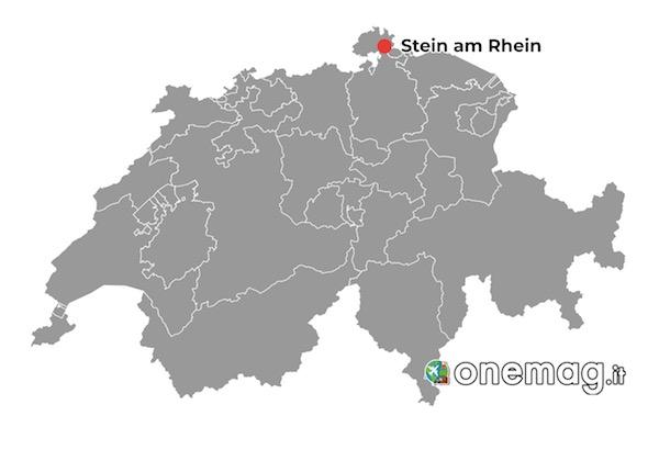 Cosa vedere a Steim am Rhein, mappa