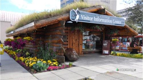 Cosa vedere ad Anchorage, centro visitatori