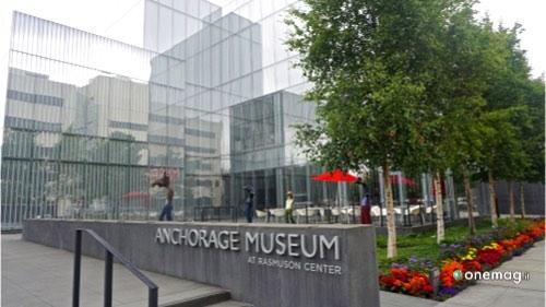 Cosa vedere ad Anchorage, Museo