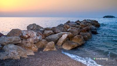 Cosa vedere a Brolo, spiaggia