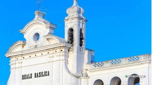 Cosa vedere a Capurso, Basilica