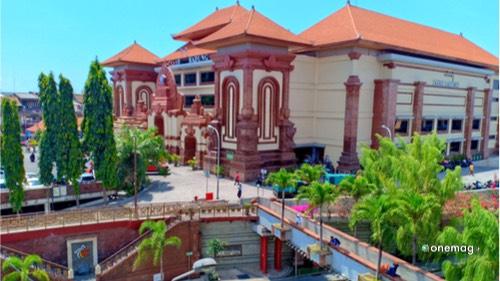 Cosa vedere a Denpasar, edifici