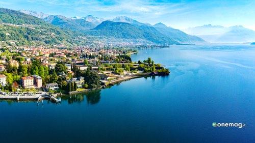 Le località sul Lago di Como, Domaso