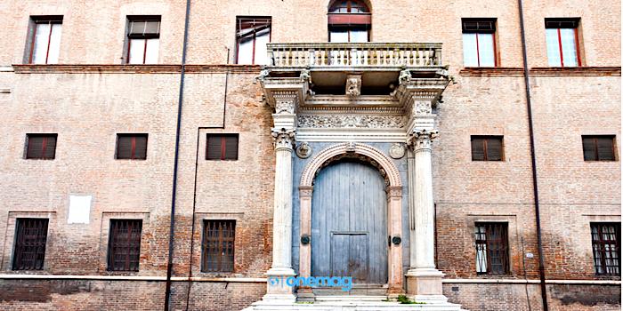 Cosa vedere a Ferrara, Palazzo Prosperi-Sacrati