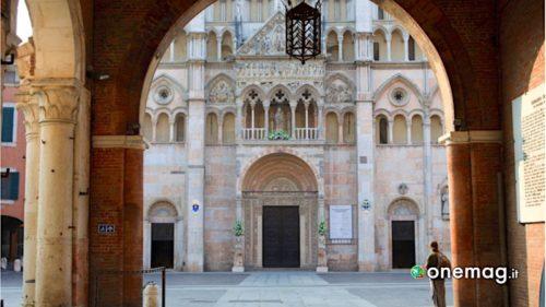 Cosa vedere a Ferrara, cattedrale