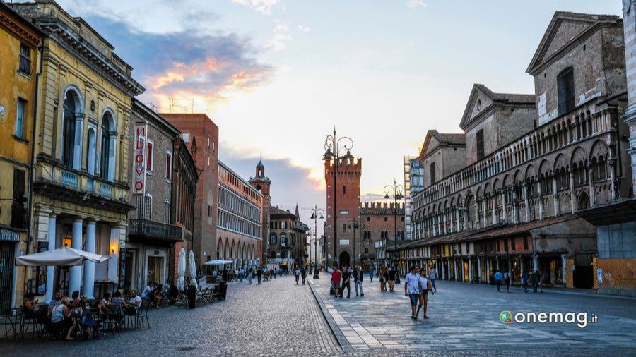 Cosa vedere a Ferrara, Centro storico