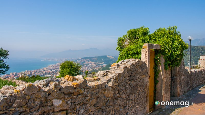 Panorama su Pietra Ligure