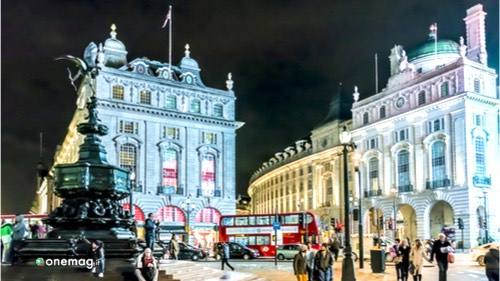 Cosa vedere a Londra, Piccadilly Circus veduta