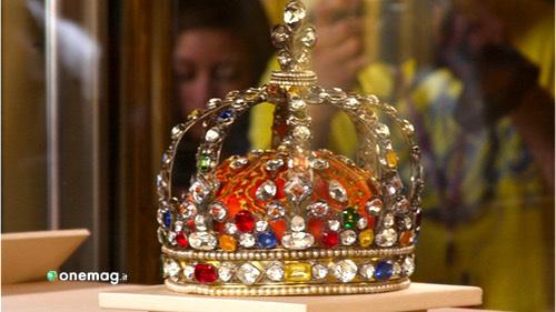 Cosa vedere nella Torre di Londra, i gioielli della Corona