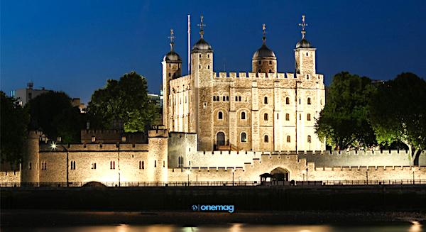 Torre di Londra, White Tower
